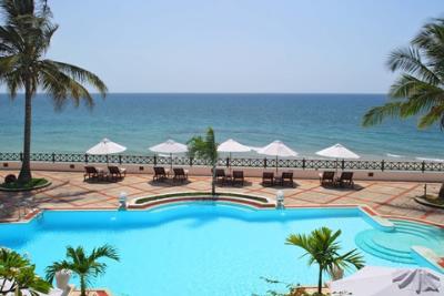Zerena hotel i Zanzibar