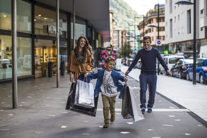 Shopping i Andorra