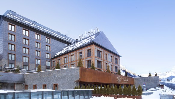 Hotel Himalaia i Baqueira-Beret