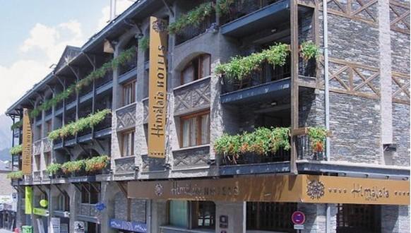 Hotel Himalaia - sommar