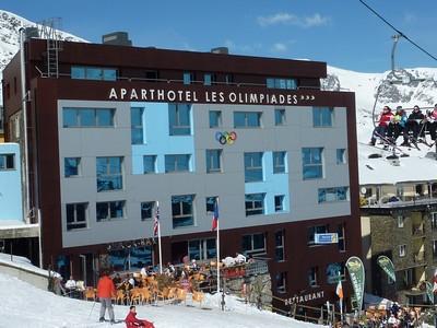Aparthotel Les Olimpiades