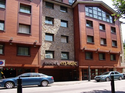 Hotel Magic Massana